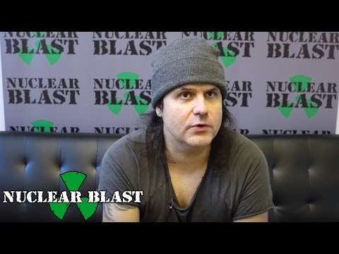 KREATOR - Mille Talks Inspirational Vocalists (OFFICIAL INTERVIEW)