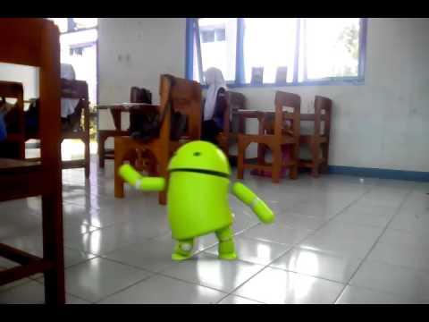 EFEK CGI ROBOT ANDROID