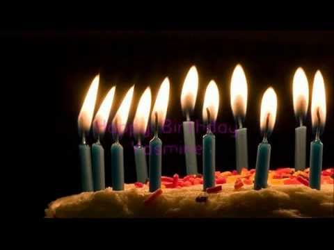 عيد ميلاد سعيد ياسمين Happy Birthday Yasmine Youtube