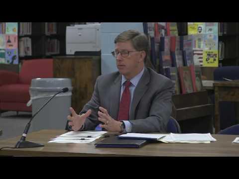 South Burlington School Board Meeting: June 15, 2016