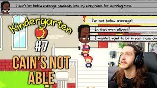 Cain's Not Able [#7] Kindergarten 2 with HybridPanda