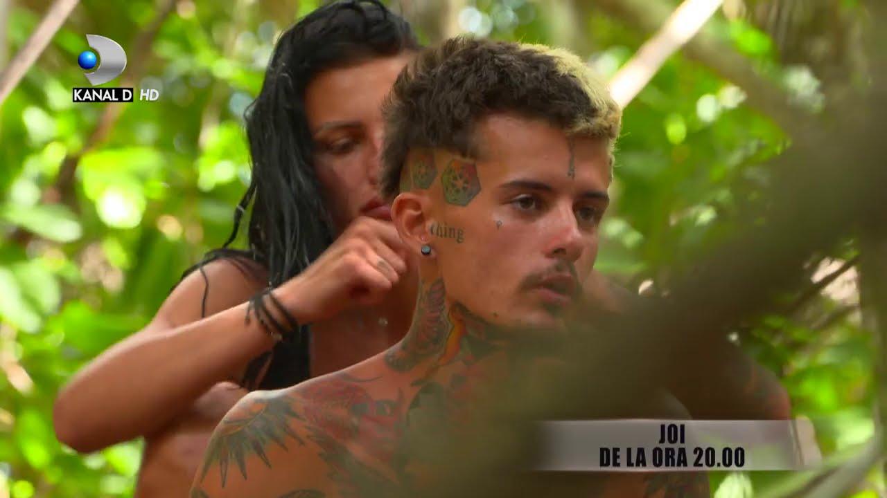 Survivor (04.03.2021) - Relatia lui Zanni cu Ana a aprins spiritele in TABARA Jador i-a dat de gol..