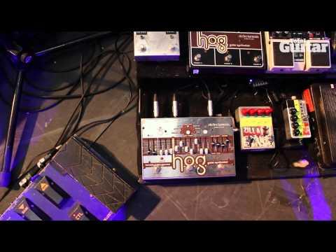 Rig Tour: Karnivool Drew Goddard & Mark 'Hoss'  Hosking