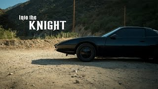 1986 Pontiac Firebird - DAVID HASSELHOFF with KITT from Knight Rider