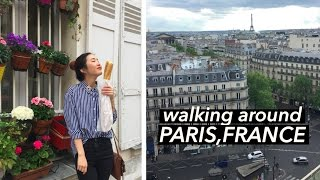 Paris Vlog #2 | Trendy Spots Recommended By Locals