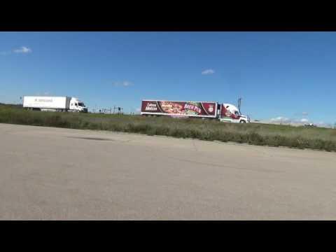 Wisconsin Special Olympics Truck Convoy 2016