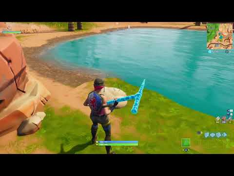 Search Waterside Goose Nests! ALL LOCATIONS! 14 Days Of Christmas Challenges Fortnite