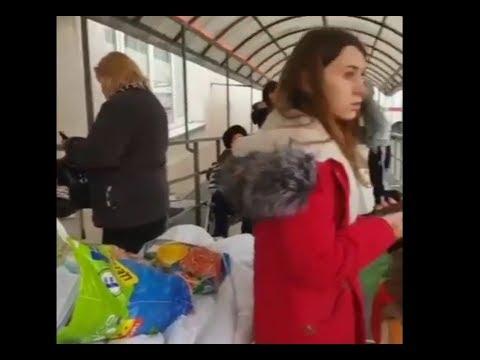 Из-за угрозы теракта эвакуировали пациентов новороссийской горбольницы
