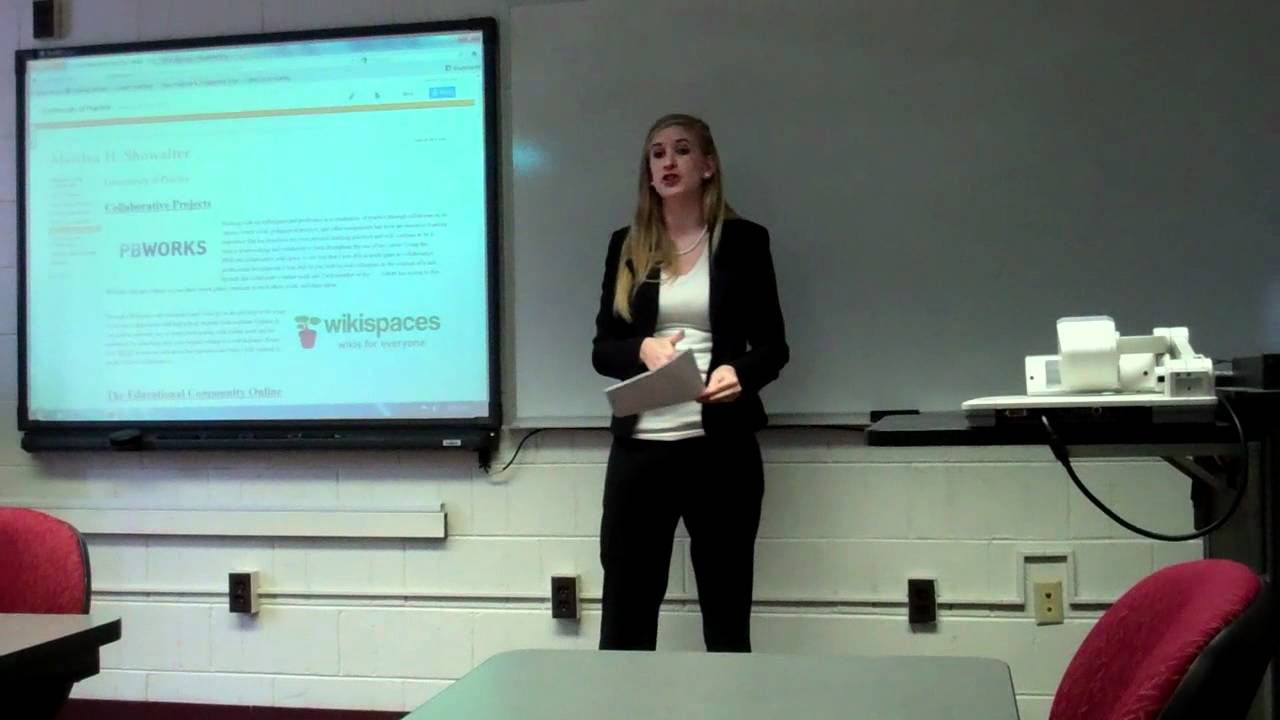 Master thesis presentation on e comerce
