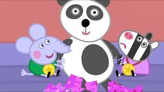 Peppa Pig Français | L'anniversaire d'Edmond Elephant 🎈Dessin Animé
