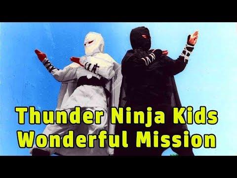 Wu Tang Collection - Thunder Ninja Kids Wonderful Mission