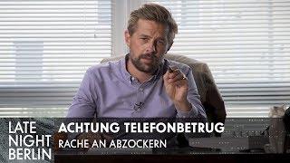 Achtung Telefonbetrüger! Klaas rächt sich an Abzockern | Late Night Berlin | ProSieben