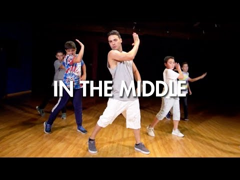 Artistic Raw ft. IDA - In The Middle (Intermediate Hip Hop Dance) | Mihran Kirakosian Choreography