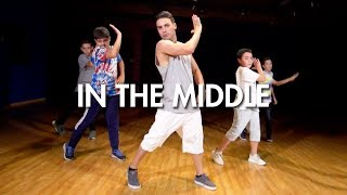 Artistic Raw ft. IDA - In The Middle (Intermediate Hip Hop Dance) | Mihran Kirakosian Choreography