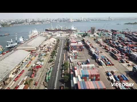 Fly over Apapa Port (Lagos)