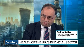 FCA's Bailey Sees `Very Big Consensus' on Libor Changes