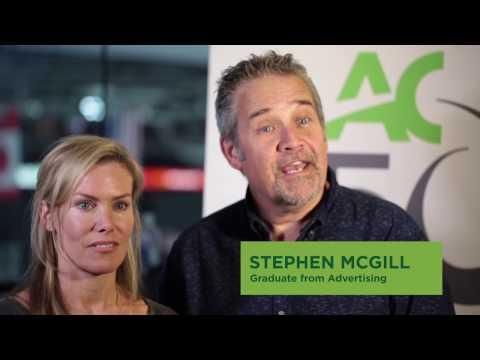 Algonquin College 50th Anniversary - Nadine Buckley and Stephen McGill