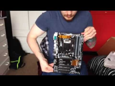 €1500 PC Unboxing: