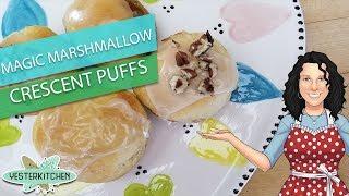 All About Magic Marshmallow Crescent Puffs from 1969!! Pillsbury Bake Off Winner!