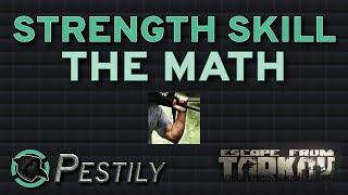 Escape From Tarkov - Max Strength / Endurance - Interchange