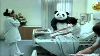 Funny Panda Commercials - Cuidado com o Panda - Sensacional propaganda árabe!!!