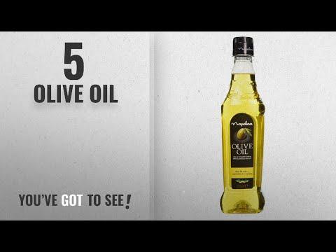 Top 10 Olive Oil [2018]: Napolina Olive Oil, 500ml
