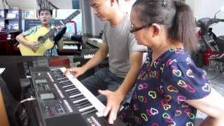 Đàn Organ Roland EA7 Anh Về Miền Tây Style Intro