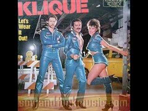Klique - I Can't Get Enough