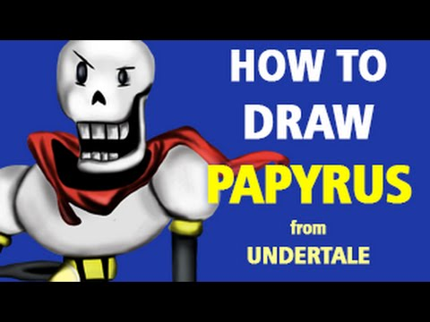 how to make papyrus step by step