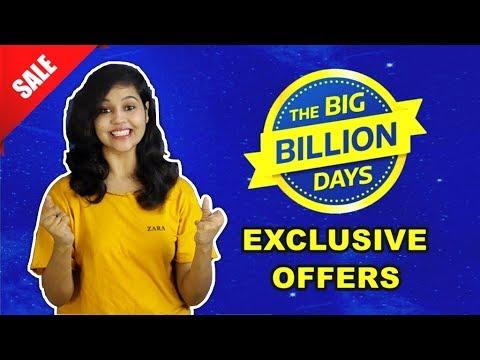 Flipkart Big Billion Day - EXCLUSIVE Deals & Discount on TABLETS