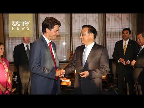 Canadian PM Justin Trudeau visits China to deepen trade and bilateral ties