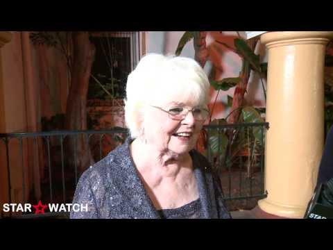 June Squibb red carpet interview at 2014 Santa Barbara International Film Festival