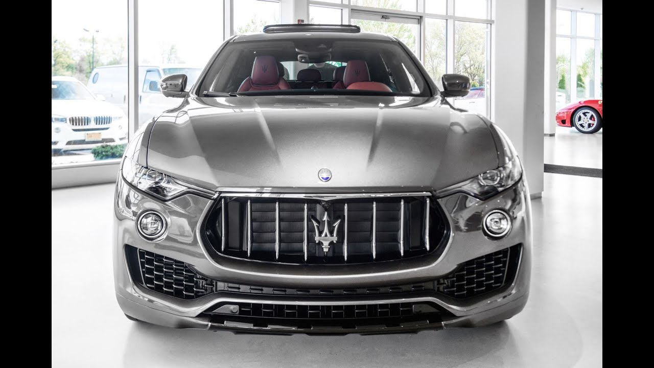 2017 MASERATI LEVANTE: FCA's gonna make Poseidon Great ...