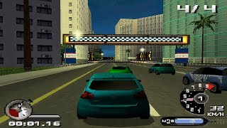 Need for Speed: Undercover Nintendo DS Gameplay HD (DeSmuME)