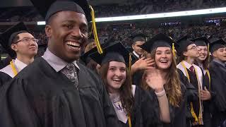 Plano East Graduation Ceremony 2019