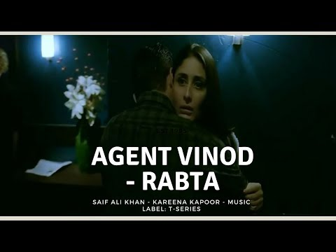 Raabta  Agent Vinod  HD Full Music