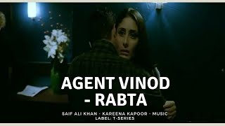 Raabta - Agent Vinod - HD Full Music video