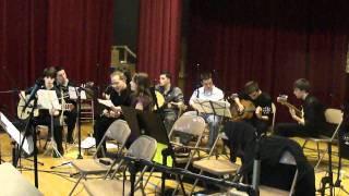 Orpheus Vasilopita 2012 - Bouzoukia/rebetika Session