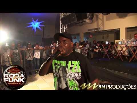 MC Cidinho :: Medley ao vivo na Roda de Funk de Olaria (Rio de Janeiro) ::