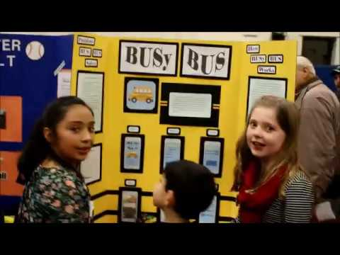 Center School Invention Convention 2017