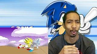 Sonic Nazo Unleashed DX Reaction