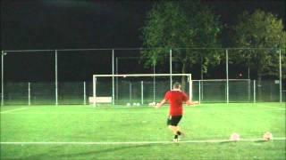 VoetbalinBreda: Latjetrap-competitie 2011/2012 Aflevering 14, Robin Adriaansen, v.v. Bavel