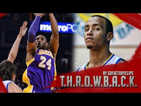 Kobe Bryant vs Monta Ellis EPIC Duel Highlights 2011.01.12 Lakers at Warriors - 77 Pts Total!