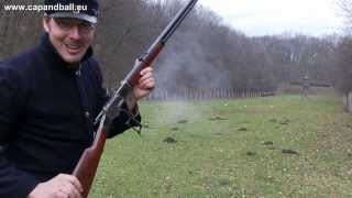 Video 30 to 120 m fun with Uberti 44-40 1873 Winchester rifle download MP3, 3GP, MP4, WEBM, AVI, FLV Agustus 2018