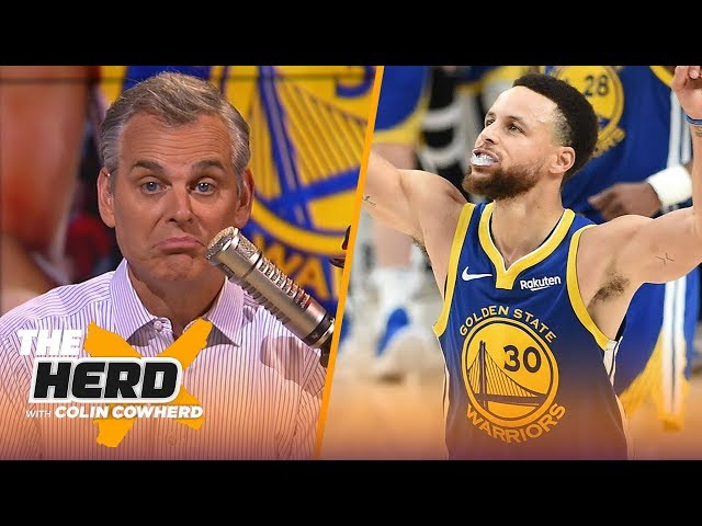 Warriors may be best team ever, Colin doesnt blame LeBron for distancing himself | NBA | THE HERD