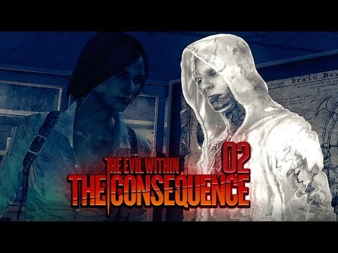 THE EVIL WITHIN: THE CONSEQUENCE [002] - Menschenmetzgerei