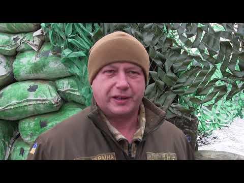 Захисники з передової бажають миру Україні та українцям
