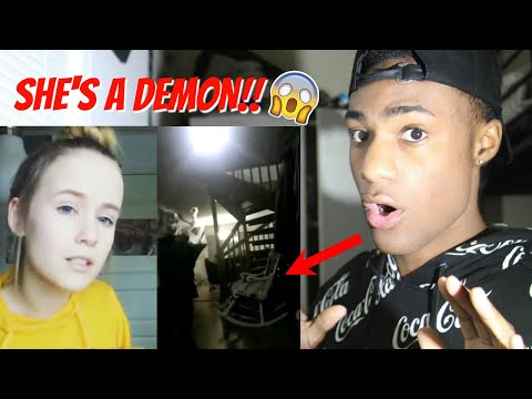 SHE'S A DEMON!! *NEW* FREJA RENSTROM MUSICALLY COMPILATION (REACTION) 2018