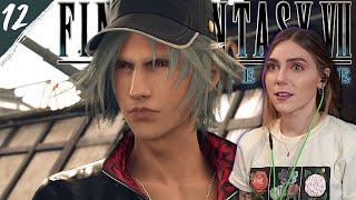 In Search Of Hope  Behemoth & Abzu Boss  | Final Fantasy 7 Remake Pt. 12 | Marz Plays