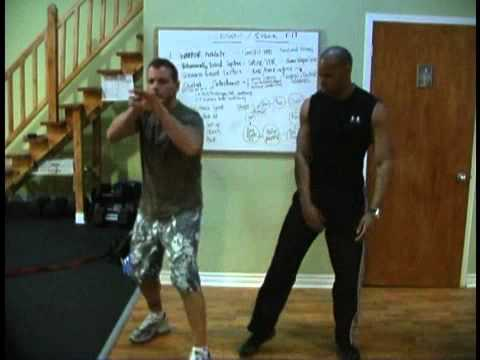Combatives Fitness: Part 1: The Warm-Up